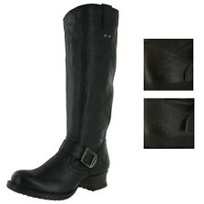 Frye Martina Engineer Tall Women's Riding Boots Leather