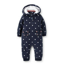 Carters Newborn 3 6 9 12 18 24 Months Jumpsuit Baby Girl Clothes Coveralls Navy