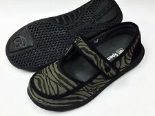 Spenco Total Support Slipper Shoe Black Womens Shoes arch support NEW
