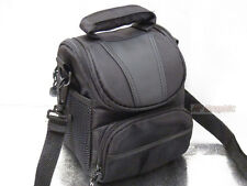 V91 Waterproof Carrying Camera Camcorder Case Cover Shoulder Bag for Samsung