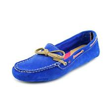 Tommy Hilfiger Ravelin Womens Suede Loafers Shoes New/Display