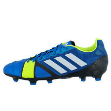 ADIDAS NITROCHARGE 2.0 TRX FG Soccer Shoes Blue White Q33672 PREDATOR 1.0