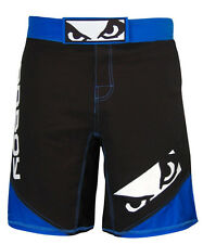 Bad Boy Legacy II MMA Fight Shorts - Black/Blue