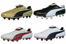 Puma King XL i FG Mens Leather Football Boots Cleats 101587 - See Sizes