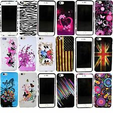 """Pretty Rubber Silicone Back Soft Phone Cover Case For Apple iPhone 6 Plus 5.5"""""""