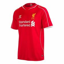 Warrior Liverpool FC Season 2014-2015 Home Soccer Jersey Brand New Red