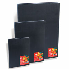 Reeves Hard Back Bound Sketch Book Drawing Pad Sketching Paper