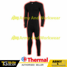 Thermal All in One Union Suit Underwear Full Sleeve Long Johns Heat Trap Mens