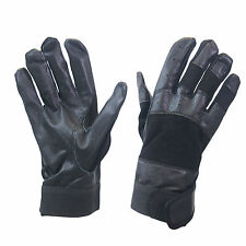 G107 MENS YOUTHS BOYS BREATHABLE LEATHER DRIVING BIKERS BMX GLOVE HIKING WALKING