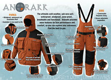 Expedition Outdoors Anorakk Ice Fishing / Cold Weather Suit **Parka & Bibs***