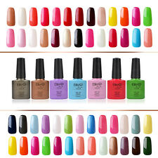 Elite99 Soak-off UV LED Gel Nail Polish Manicure Top Base Coat For Shellac Nails