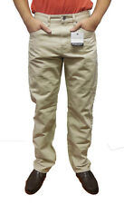 Calvin Klein Men's Relaxed Straight Jeans New Oyster NWT