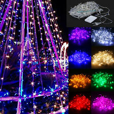 30M 300LED Bulbs Fairy Light Lamp Christmas Tree Wedding Party String Deco LUZ