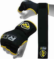Authentic RDX Inner Hand Wraps Gloves Boxing Fist Padded Bandages MMA Gel Thai U