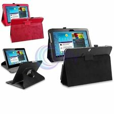 Colors Leather Flip Case w/Stand For Samsung Galaxy Tab 2 10.1 P5100 / P5110