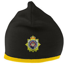 Royal Logistic Corps Beanie Hat, with Embroidered Logo