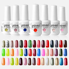 Elite99 Soak Off Nail Gel Polish UV LED Varnish 15ml Top Coat Primer Manicure