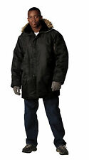 Rothco Military N-3B Snorkel Parka - Available in Black, Navy Blue & Sage Green