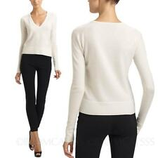 Casual Comfy Womens Jumper Wool Top Ladies Sweater Cashmere Pullover Size 8-0