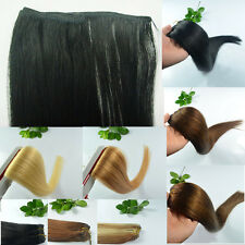 "22""Long 30cm Wide 30g Straight Weaving Weft(No Clips) Remy Human Hair Extensions"