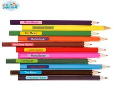Name labels | Crayon Stickers | Pens | Sticker | with Name