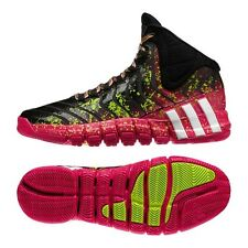 newest collection 8e97d 97f33 Adidas adipure Crazyquick 2 Basketball Boots G99607 Black Multi RRP £120 UK  Size