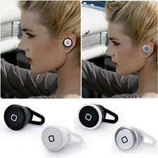 MINI MUSIC + PHONE CALLS BLUETOOTH HANDSFREE STEREO EARPHONE HEADSET SMALLEST