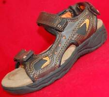 Boys Toddler SONOMA LIL OAK Brown/Orange Athletic Sport Casual Sandals Shoes NEW