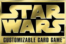 Star Wars Decipher Wizards CCG Rare Cards Lot Bundles  (Jedi Knights Young Jedi)