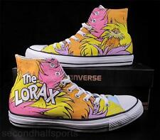 Converse Dr Seuss THE LORAX Chuck Taylor All Star Sneakers Shoes 141870C