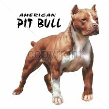 American Pit Bull Terrier  Dress Nightshirt Coverup Pick Your Size