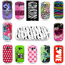Protective Shell Phone Cover Case For Samsung Galaxy Exhibit Custom Design