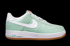 Nike Air Force One 1 ARCTIC GREEN Sizes 8.5-11 WHITE GUM BROWN 488298-309 af1