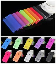 Hot 0.3mm Ultra Thin Slim Crystal Clear PP Soft Cover Case for Apple iPhone 5C