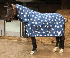 RHINEGOLD TORRENT STAR  LIGHTWEIGHT COMBO WATERPROOF BREATHABLE TURNOUT RUG