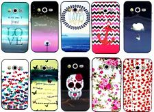 Free Shipping Luxury Cute Rubber Soft Case Cover For Samsung Galaxy Core 2 G355H