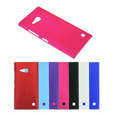 New Frosted Hard Plastic Back Cover Case Skin For Nokia Lumia 730 735 Stylish