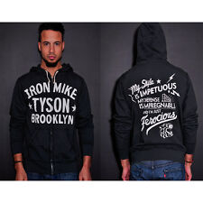 Roots of Fight Tyson BMOTP French Terry Hoodie - Black