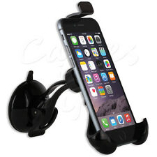 PREMIUM QUALITY IN CAR WINDSCREEN MOUNT HOLDER CRADLE FOR APPLE MOBILE PHONES