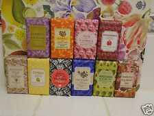 Crabtree & Evelyn TRIPLE MILLED SOAP Heritage Collection  158g / 5.57 Oz U Pick