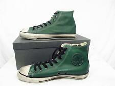 Converse John Varvatos Leather Hi TopSneaker Chuck Taylor All Star GREEN 117387