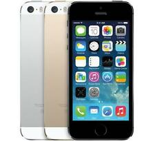 Apple iPhone 5s - 16 32 or 64GB - Gold, Black OR Silver (T-Mobile) Smartphone