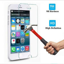 100% Genuine Tempered Glass Film Screen Protector for Apple iPhone 4 4S 5 5S 6