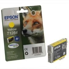 Epson T1284 Original Yellow Printer Ink Cartridge