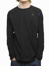 Paradox Men's Merino Blend Base Layer Crew Top Two Tone New In Package