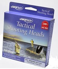 Airflo NEW Tactical Shooting Head Fly Lines Salmon and Trout Fishing Lines