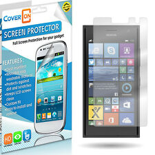 Clear Screen Protector Phone LCD Cover Guard for Nokia Lumia 735