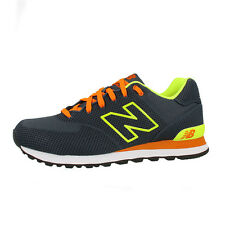 NEW BALANCE ML 574 ALG SCHUHE NAVY YELLOW ORANGE ML574ALG SNEAKER 373 410 577