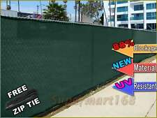 4'x25',4'x50',5'x50',6'x25',6'x50',8'x50' Fence Wind screen w/ Grommets Privacy