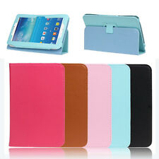 New 7 inch Universal Leather Stand Case Cover For Android Tablet PC